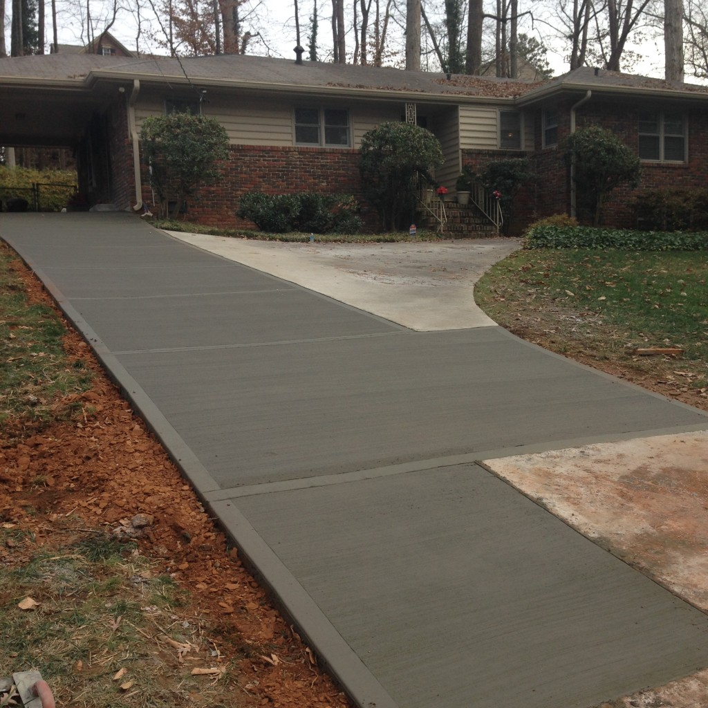 187 Driveway Additions